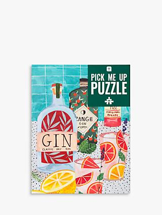Talking Tables Gin Jigsaw Puzzle, 500 Pieces