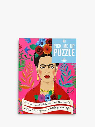 Talking Tables Frida Kahlo Jigsaw Puzzle, 500 Pieces