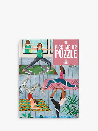 Talking Tables Yoga Jigsaw Puzzle, 500 Pieces