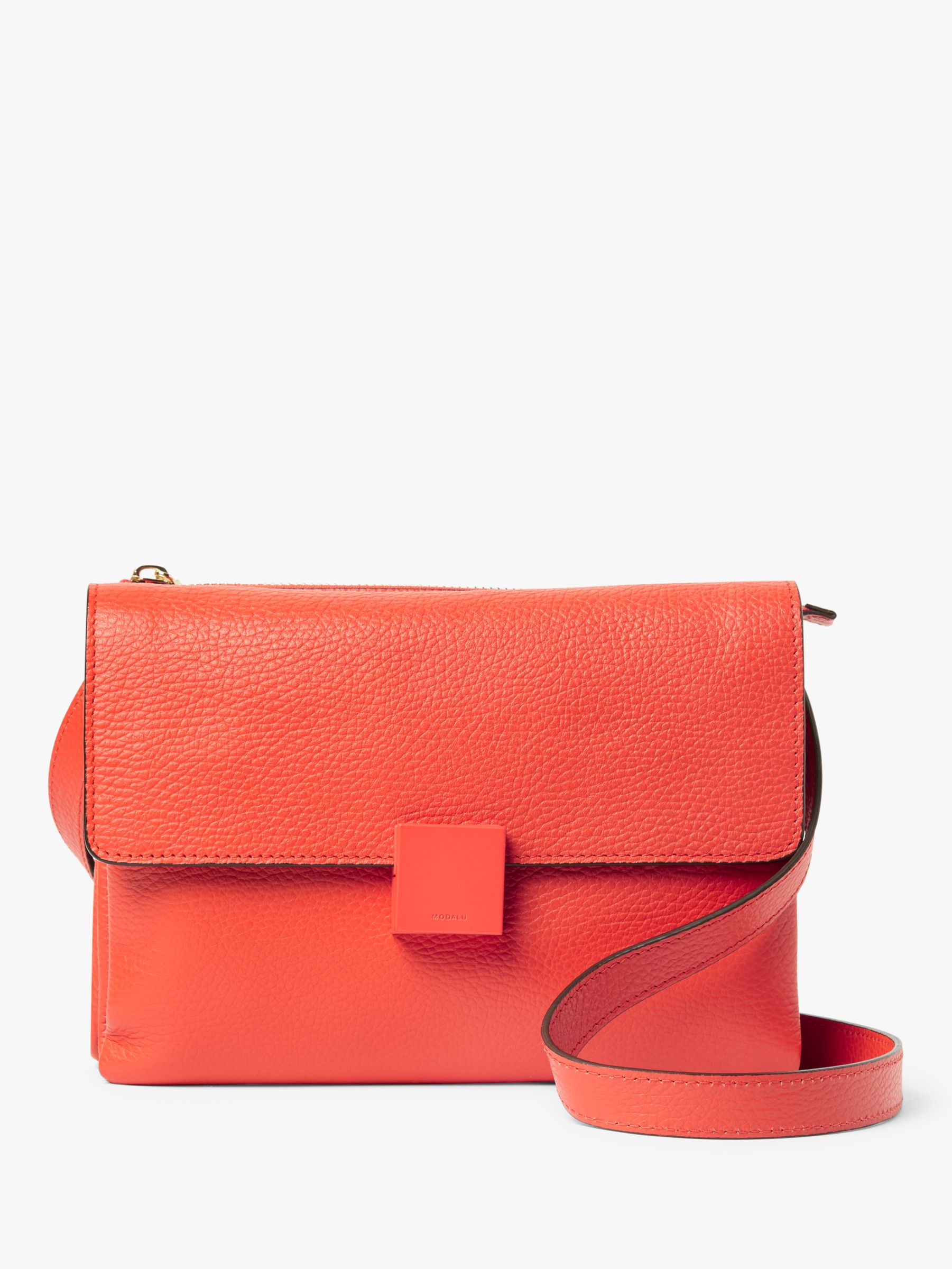 Modalu Modalu Maya Cross Body Leather Bag