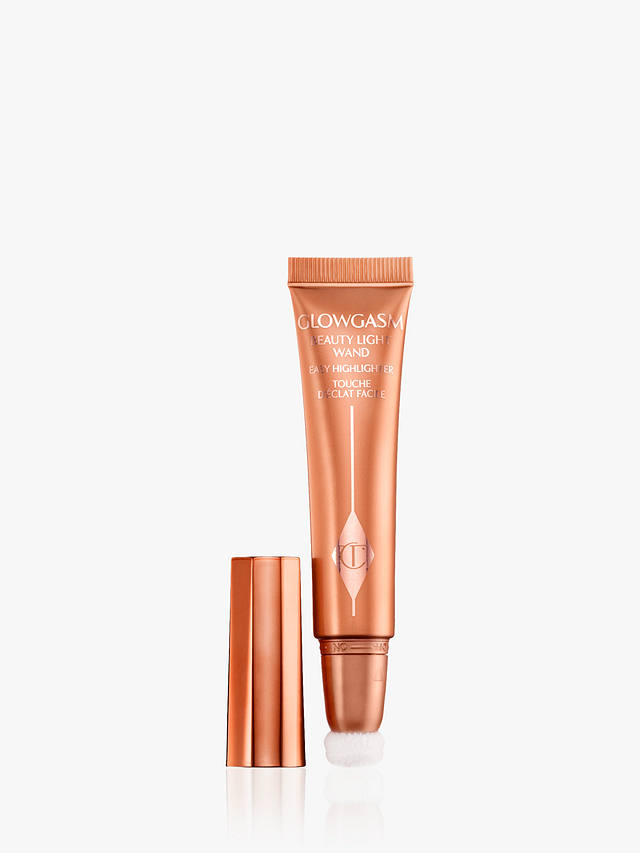 Buy Charlotte Tilbury Glowgasm Beauty Light Wands, Peachgasm Online at johnlewis.com