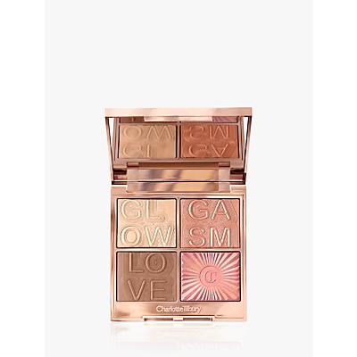 Image of Charlotte Tilbury Glowgasm Face Palette, Lightgasm