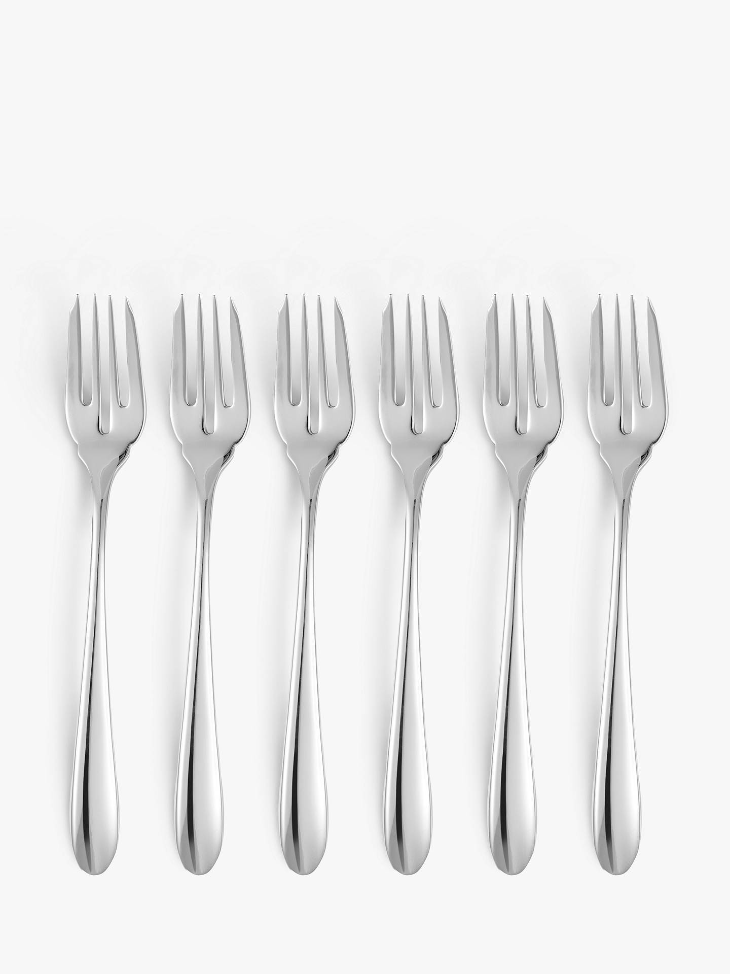 Buy John Lewis & Partners Dome Fish Cutlery, 6 Place Settings Online at johnlewis.com