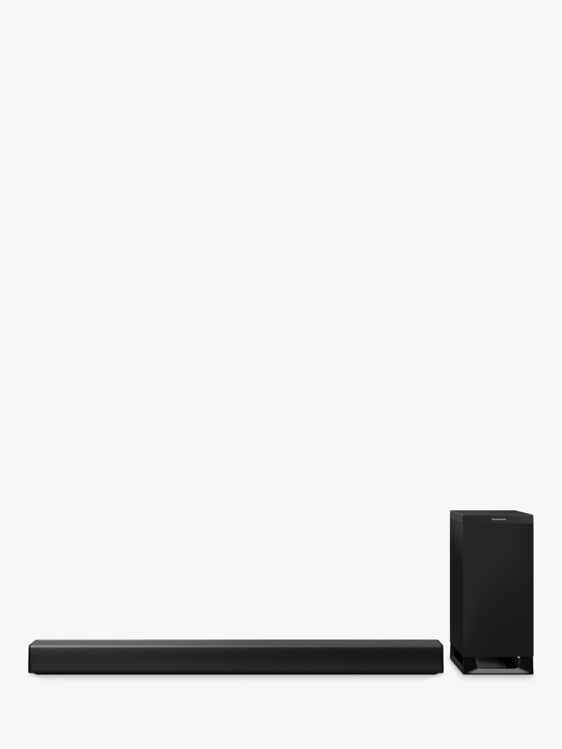 Panasonic Panasonic SC-HTB900 Bluetooth Wi-Fi Sound Bar with Dolby Atmos / DTS:X, Chromecast Built-In & Wireless Subwoofer
