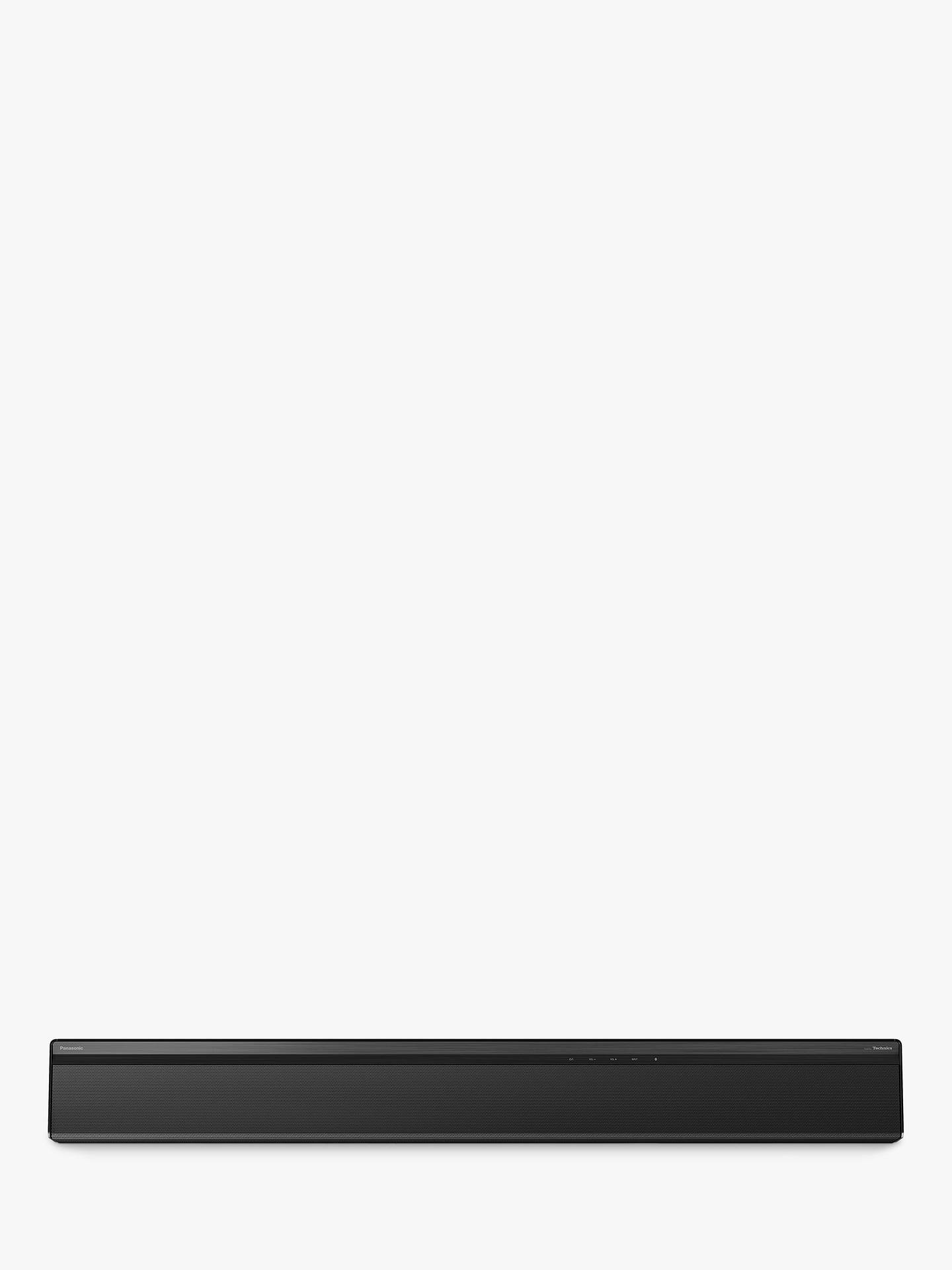 Panasonic SC-HTB900 Bluetooth Wi-Fi Sound Bar with Dolby Atmos / DTS:X,  Chromecast Built-In & Wireless Subwoofer