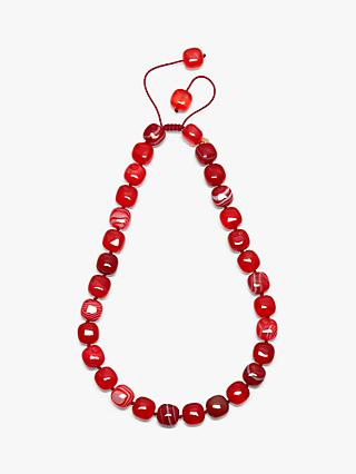 Lola Rose Maxwell Cube Bead Necklace