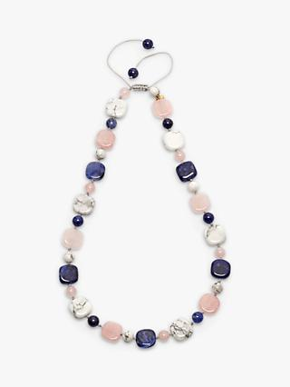 Lola Rose Della Beaded Necklace
