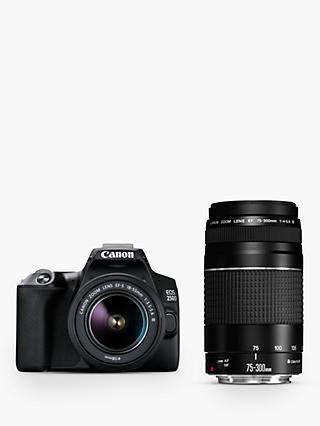 Digital SLR | Cameras | John Lewis & Partners