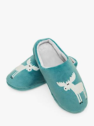 Scion Marty Moose Slippers, Small/Medium