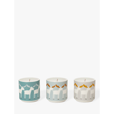 Scion Marty Moose Scented Candle Gift Set