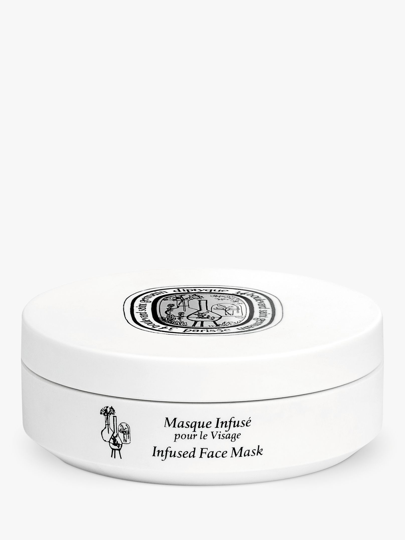 Diptyque Diptyque Infused Face Mask, 50ml