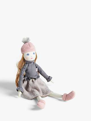 John Lewis & Partners Boutique Blonde Rag Doll