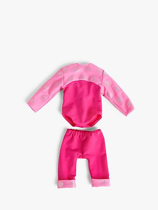 John Lewis & Partners Collector's Doll Gymnast Outfit