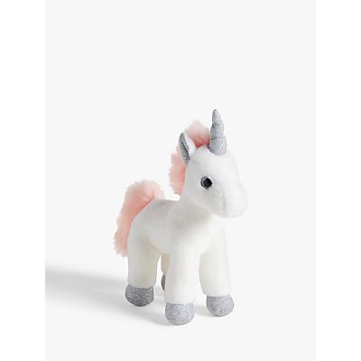 Image of John Lewis & Partners Sparkle Unicorn Soft Toy
