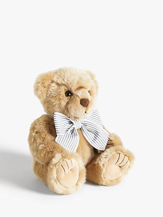 John Lewis & Partners Small Teddy Bear Soft Toy
