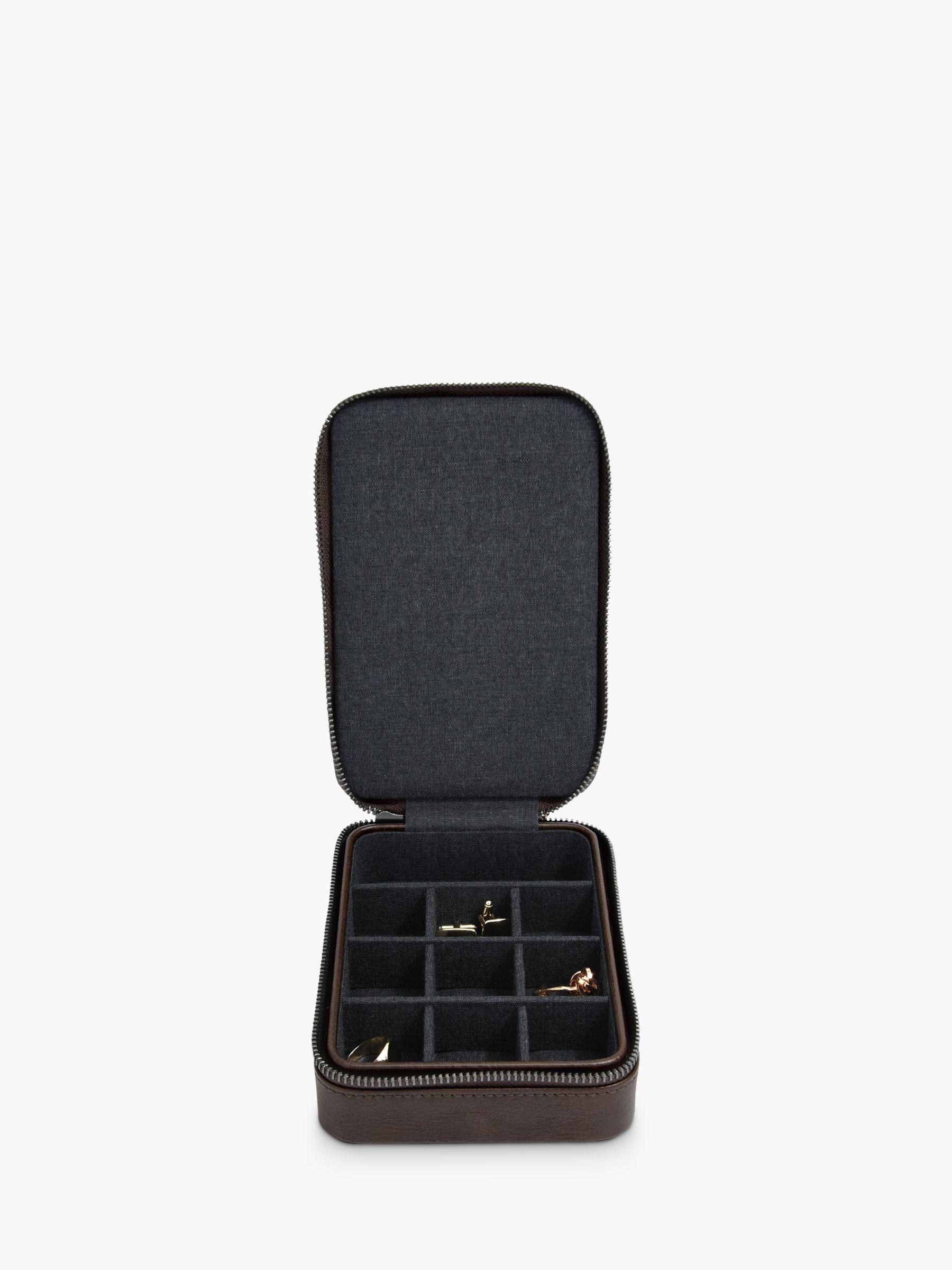 Stackers Stackers Men's Zipped Cufflink Box