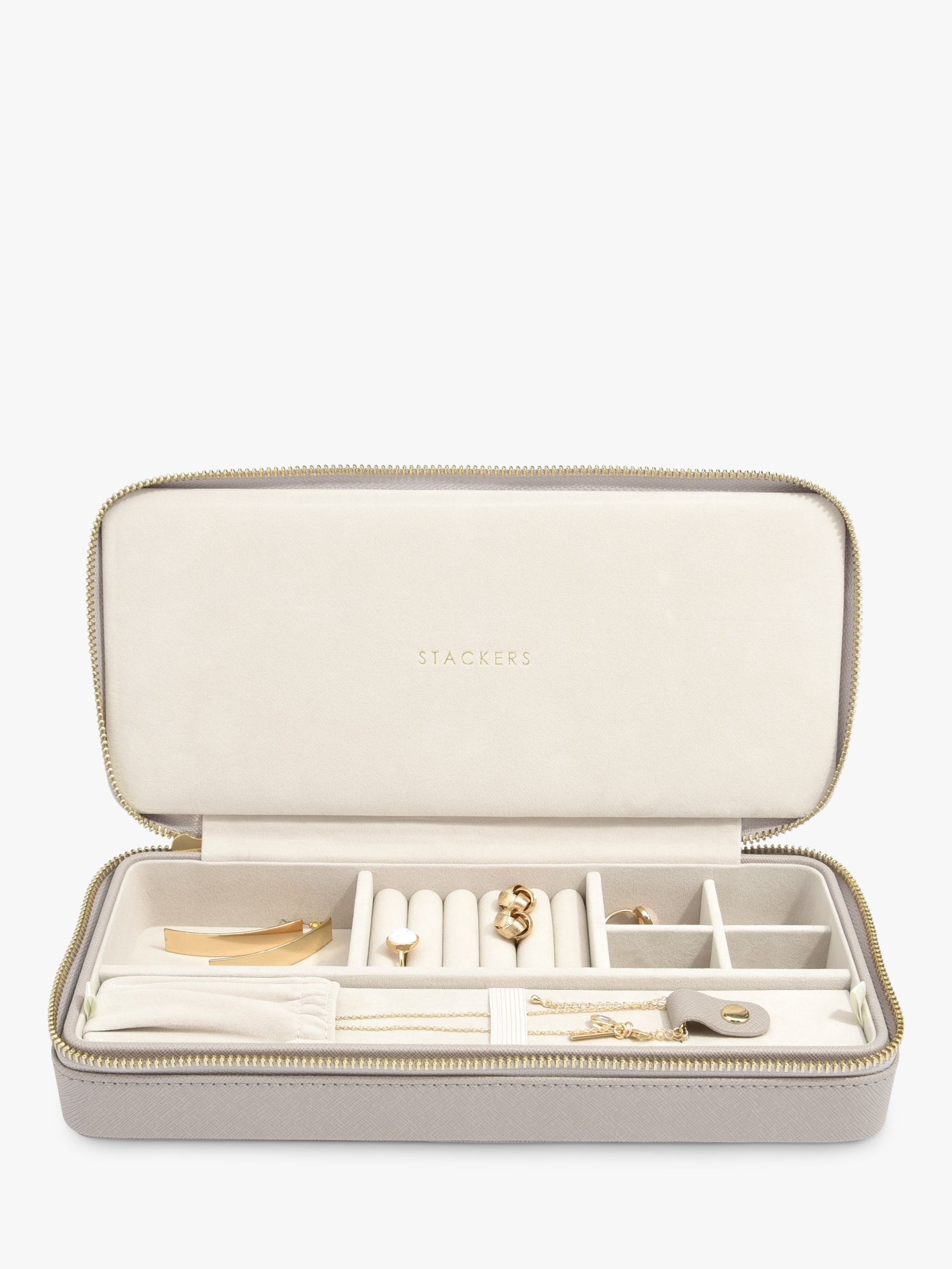 Stackers Stackers Sleek Necklace Travel Jewellery Box