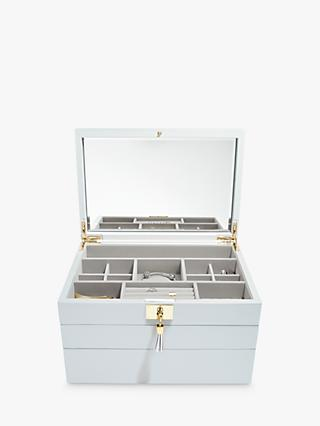Stackers Leather 3 Set Jewellery Box