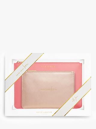 Katie Loxton Love Love Love Purse Gift Set