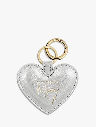 Katie Loxton Wonderful Mum Heart Keyring
