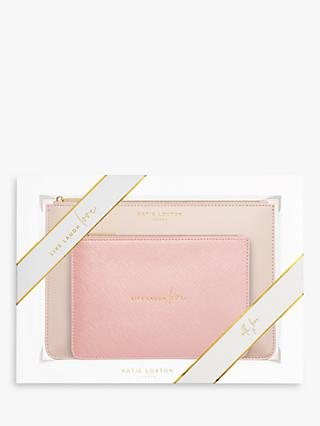 Katie Loxton Live Laugh Love Purse Gift Set