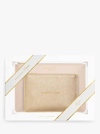 Katie Loxton Wonderful Mum Purse Gift Set