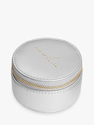 Katie Loxton Time to Shine Mini Jewellery Box