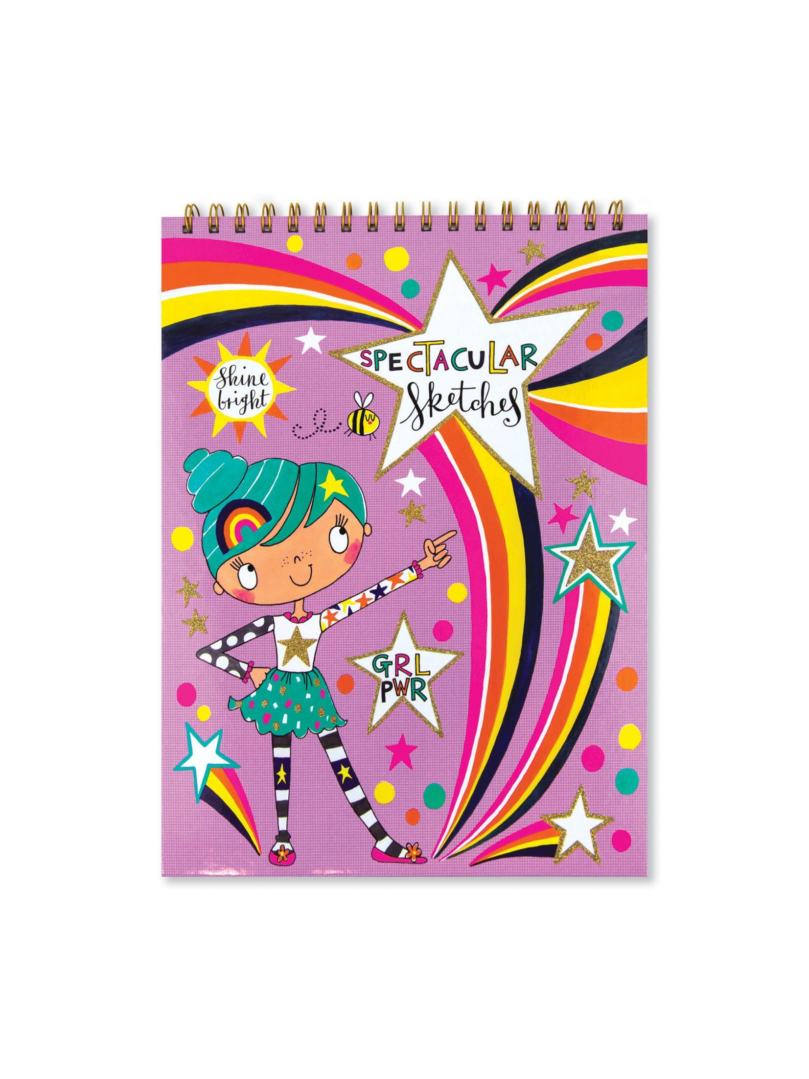 Rachel Ellen Rachel Ellen Suki Starburst Sketchbook