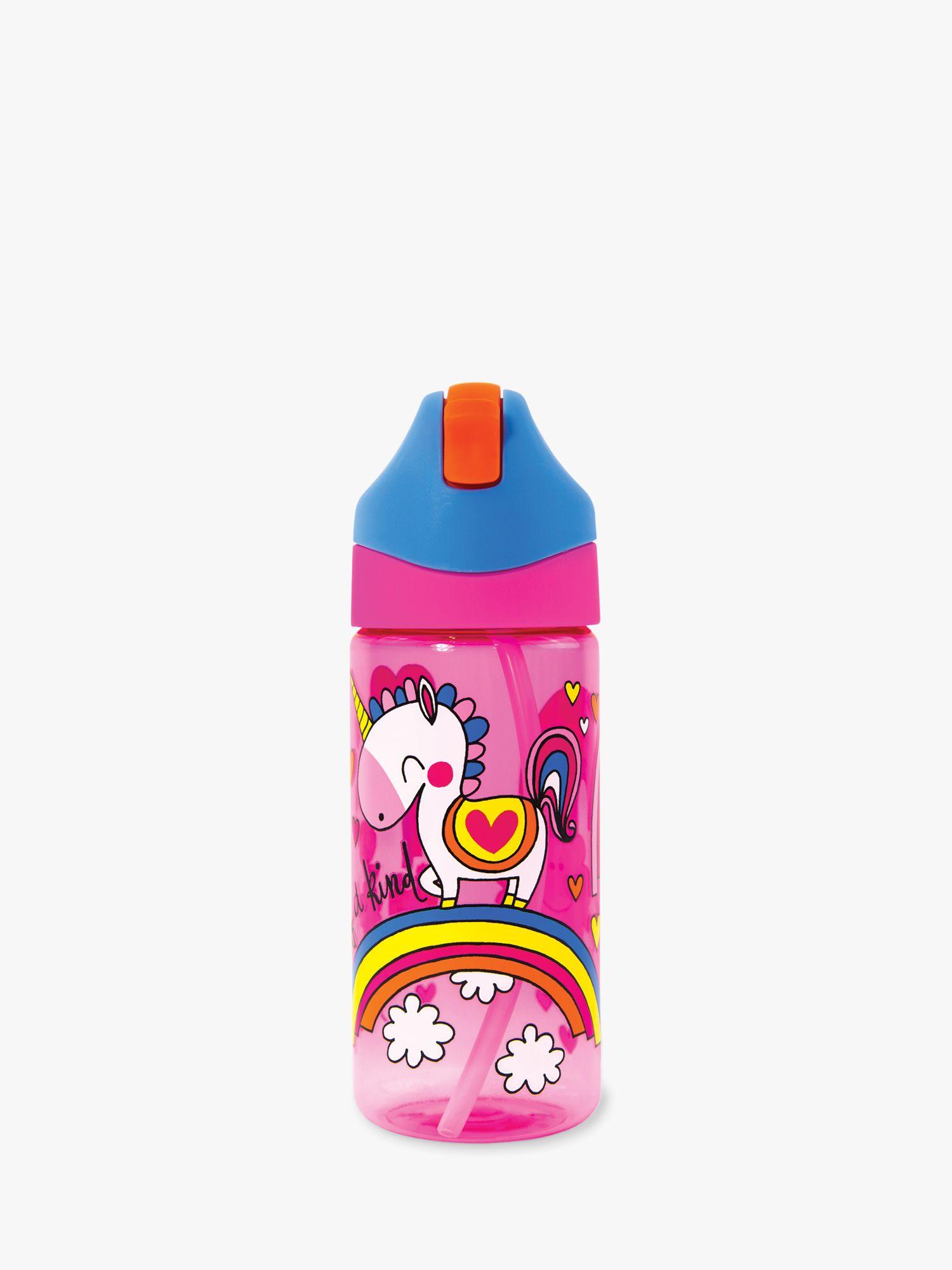 Rachel Ellen Rachel Ellen Unicorn Water Bottle, 350ml