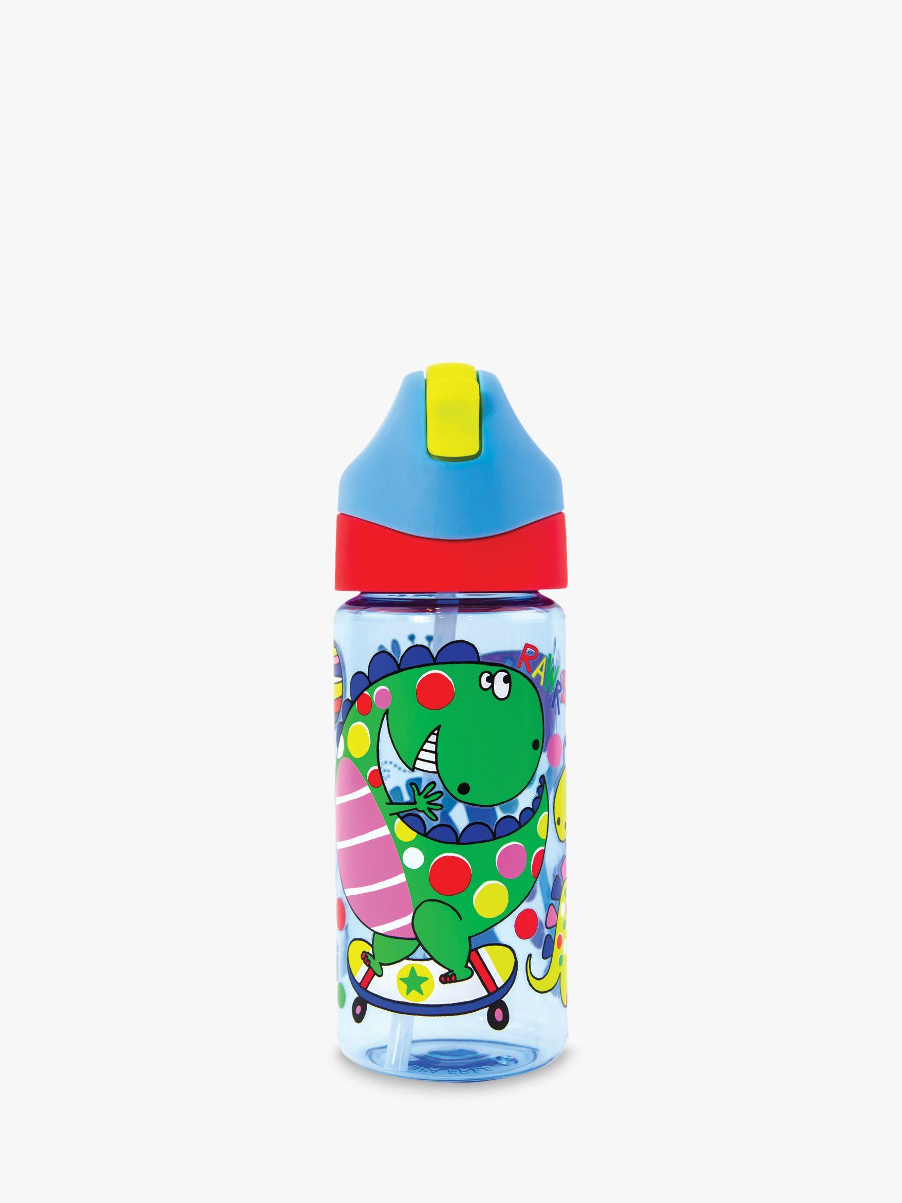 Rachel Ellen Rachel Ellen Dinosaur Water Bottle, 350ml