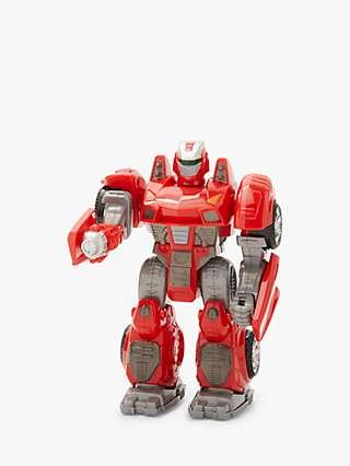 John Lewis & Partners Red Robot