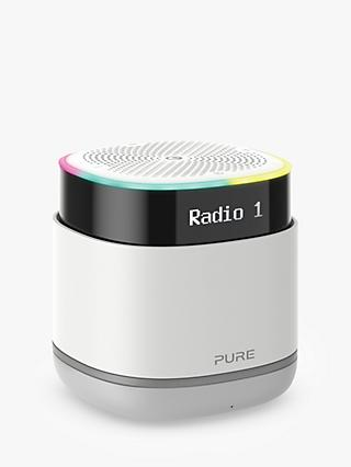 Pure StreamR DAB+/FM Bluetooth Smart Speaker with One-touch Alexa