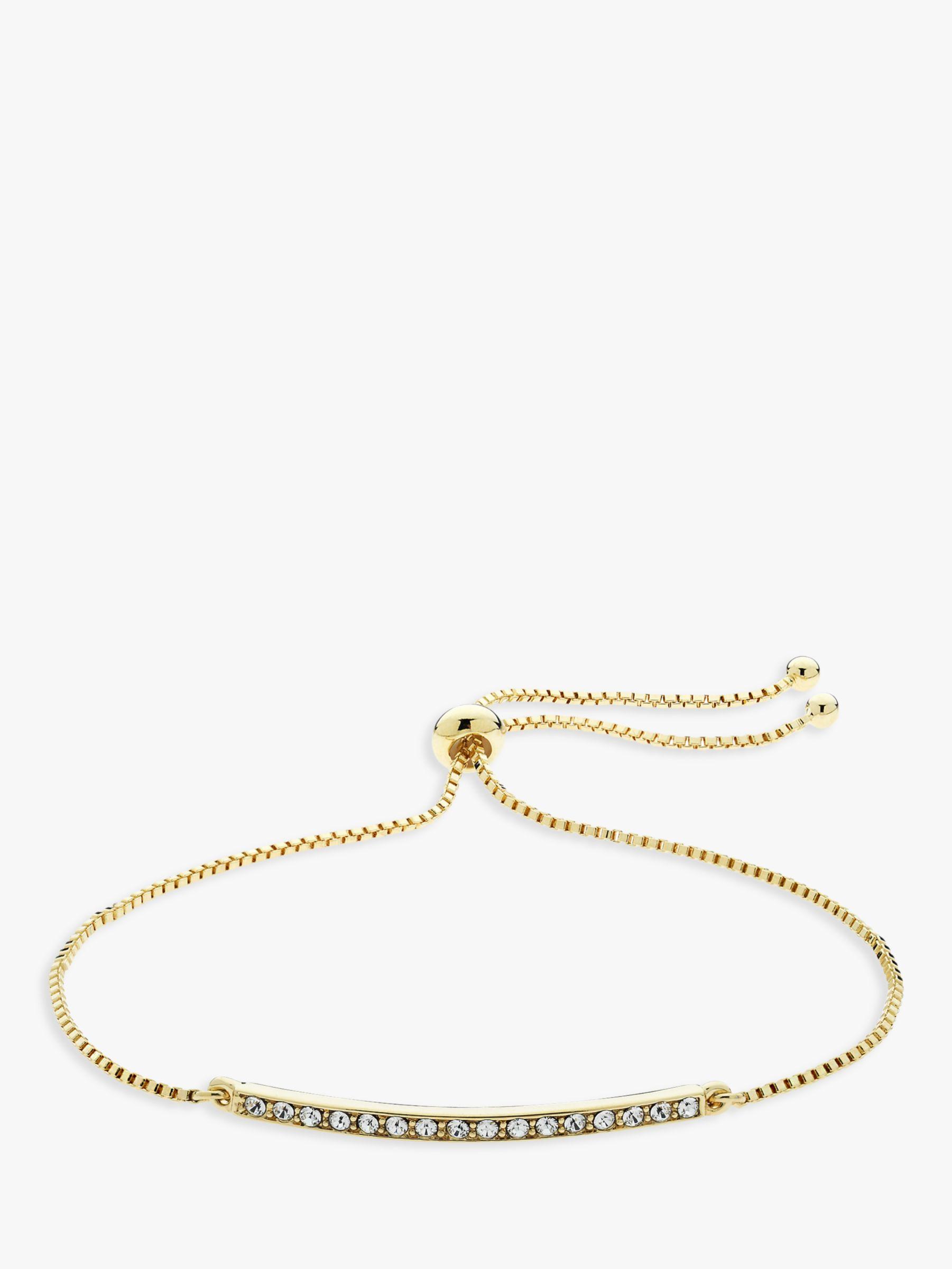 Melissa Odabash Melissa Odabash Swarovski Crystal Bar Bracelet