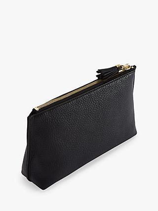 bd569d02143b Ted Baker Lorenzi Leather Wash Bag