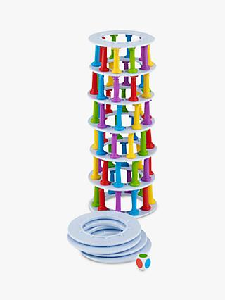 John Lewis & Partners Tumbling Tower Game