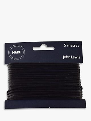 John Lewis & Partners Knot Cord, 2mm x 5m