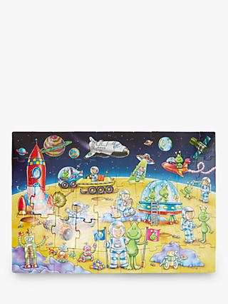 John Lewis & Partners Outer Space Floor Puzzle