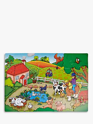 John Lewis & Partners My Farm Jigsaw Puzzle, 25 Pieces