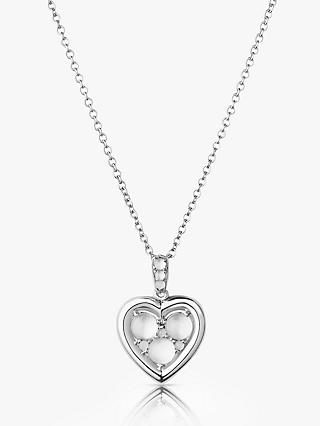 Jewellery & Watches Dashing Women Silver 925 Necklaces Custom Two Names Birth Stone Necklace Intertwined Double Hearts Chain Couple Pendant For Mom Daughter Products Hot Sale