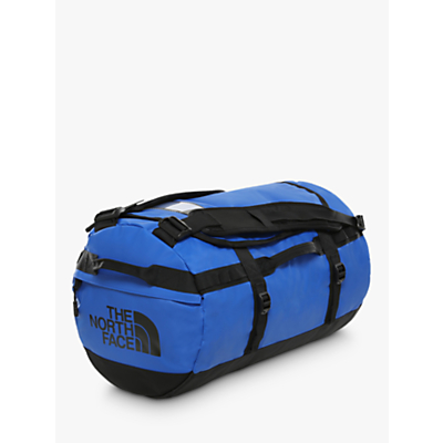 The North Face Base Camp Duffel Bag, Small, TNF Blue/TNF Black