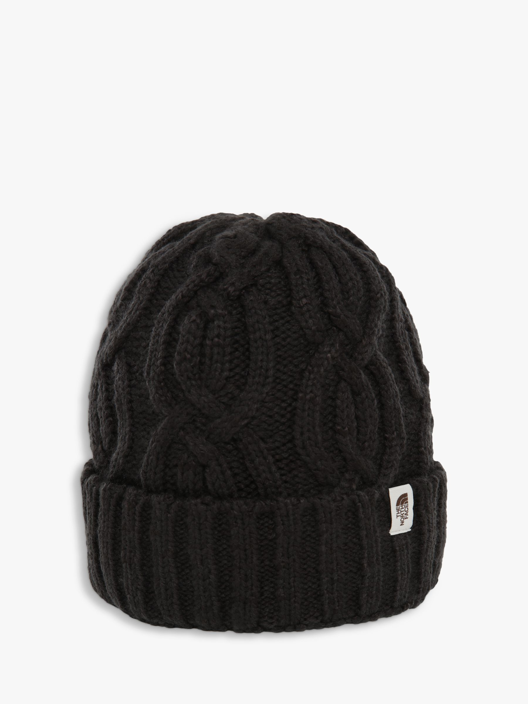 The North Face The North Face Cable Minna Beanie, TNF Black