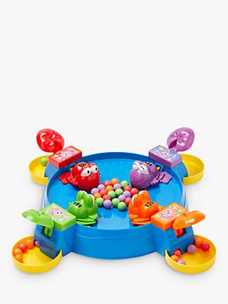 John Lewis & Partners Frantic Frogs Game