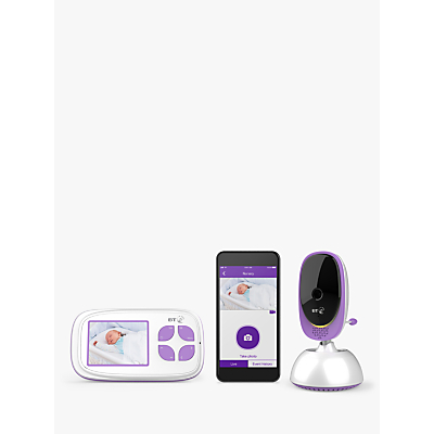 BT Video Smart 2.8inch Screen Baby Monitor
