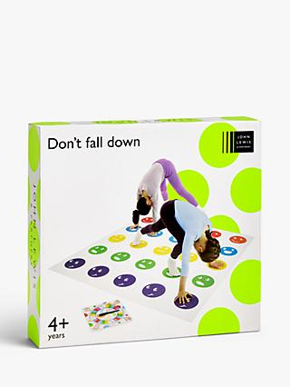 John Lewis & Partners Don't Fall Down Game