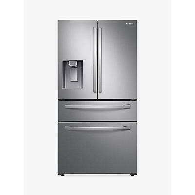 Samsung RF24R7201SR/EU American-Style Fridge Freezer, A+ Energy Rating, Real Stainless
