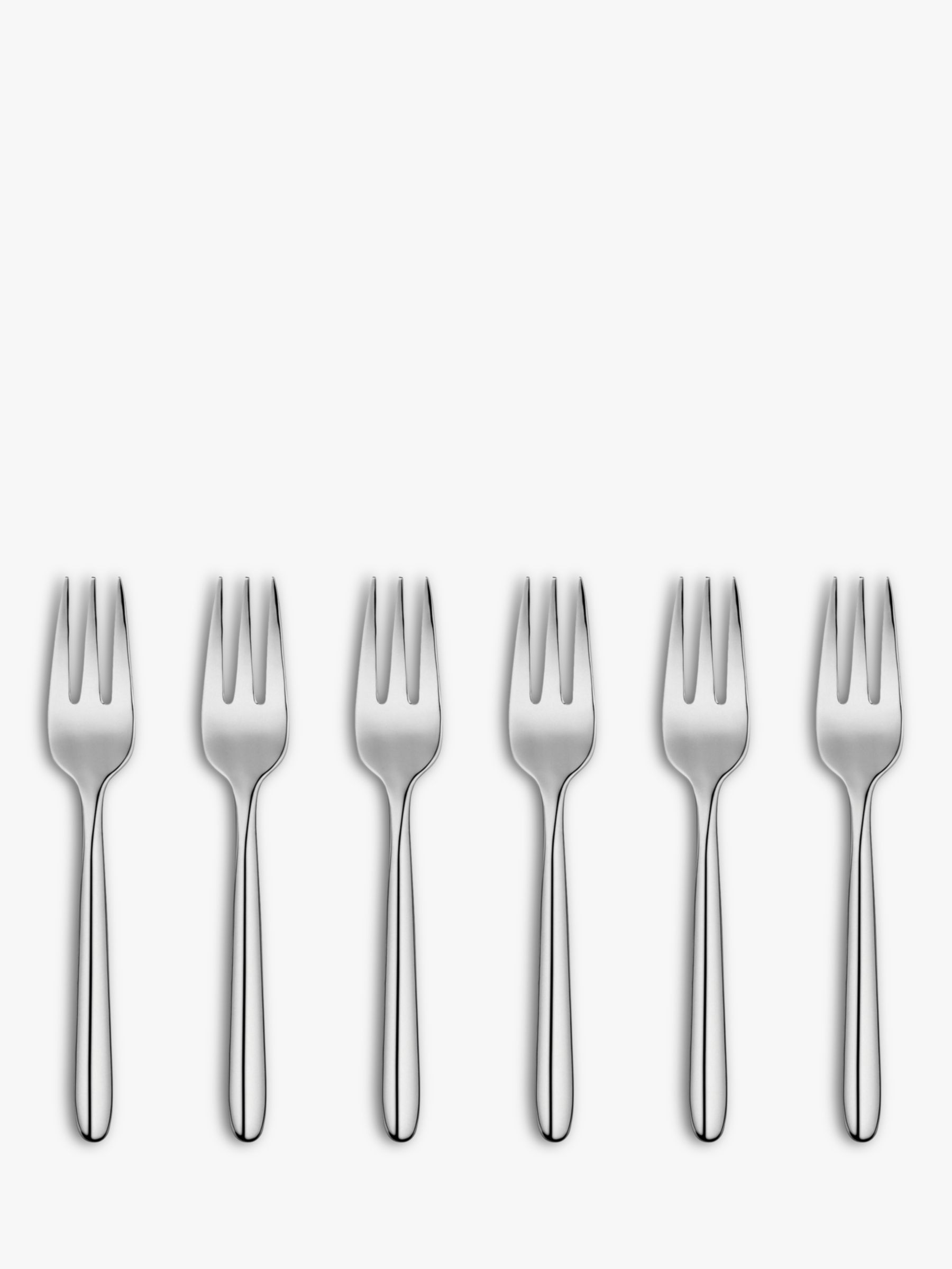 House by John Lewis House by John Lewis Pastry Forks, Set of 6