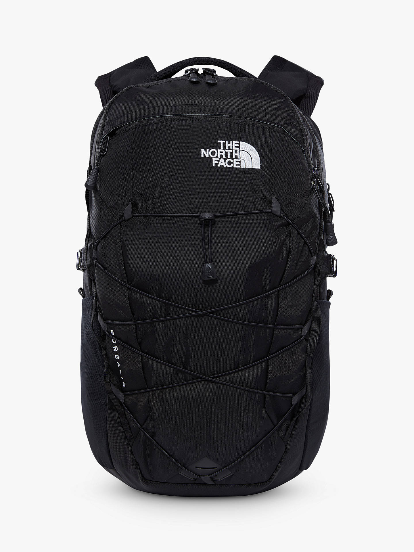 d314f2b5d The North Face Borealis Backpack, TNF Black