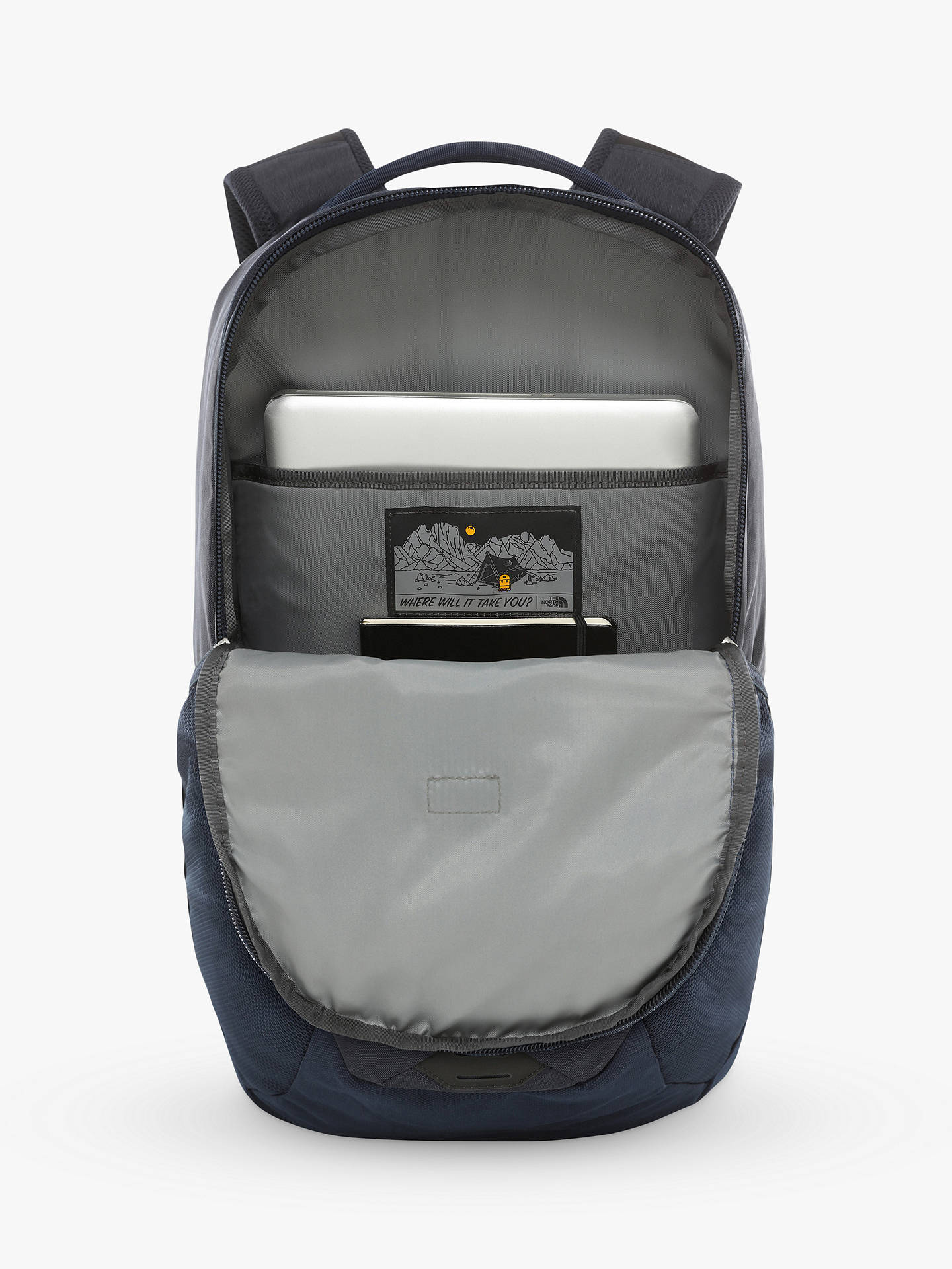 eef530661 The North Face Vault Backpack, Urban Navy