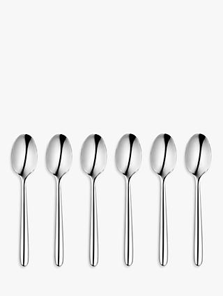 House by John Lewis Teaspoons, Set of 6