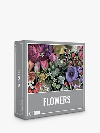 Cloudberries Flowers Jigsaw Puzzle, 1000 Pieces